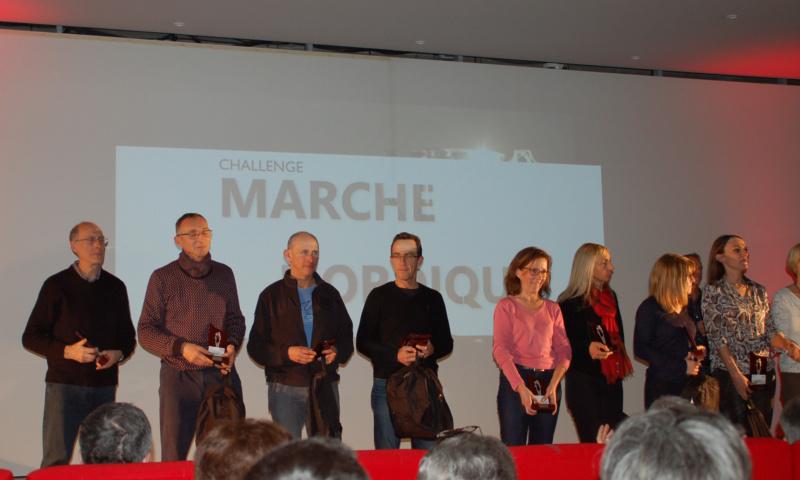 Challenge Marche Nordique PCA 2018 Challe19