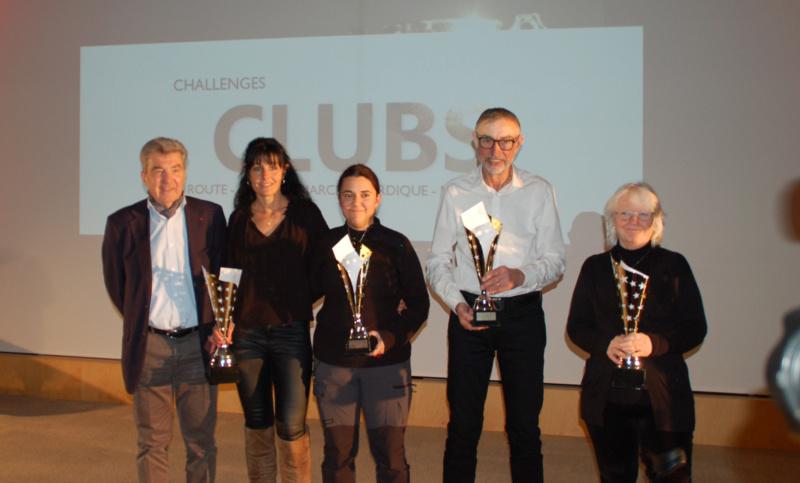 Challenge Marche Nordique PCA 2018 Challe28