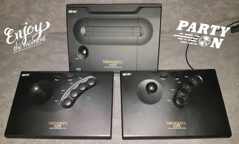 [SOS] Pour changer/modifier Joystick Neo-Geo X svp 20181211