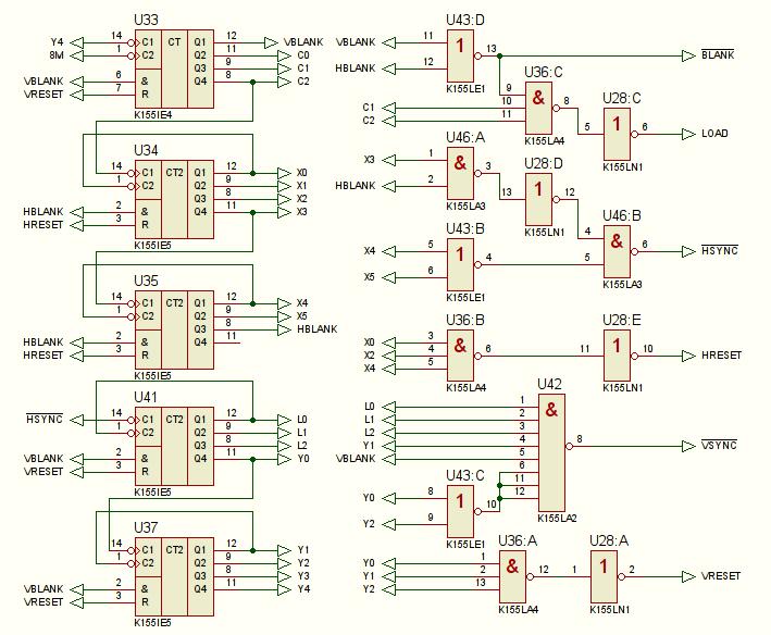 Упрощаем схему Микро-80 и исправляем косяки. И собираем по технологиям 80-х годов. 1010