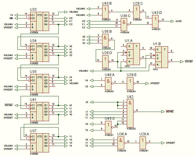 Упрощаем схему Микро-80 и исправляем косяки. И собираем по технологиям 80-х годов. 1311