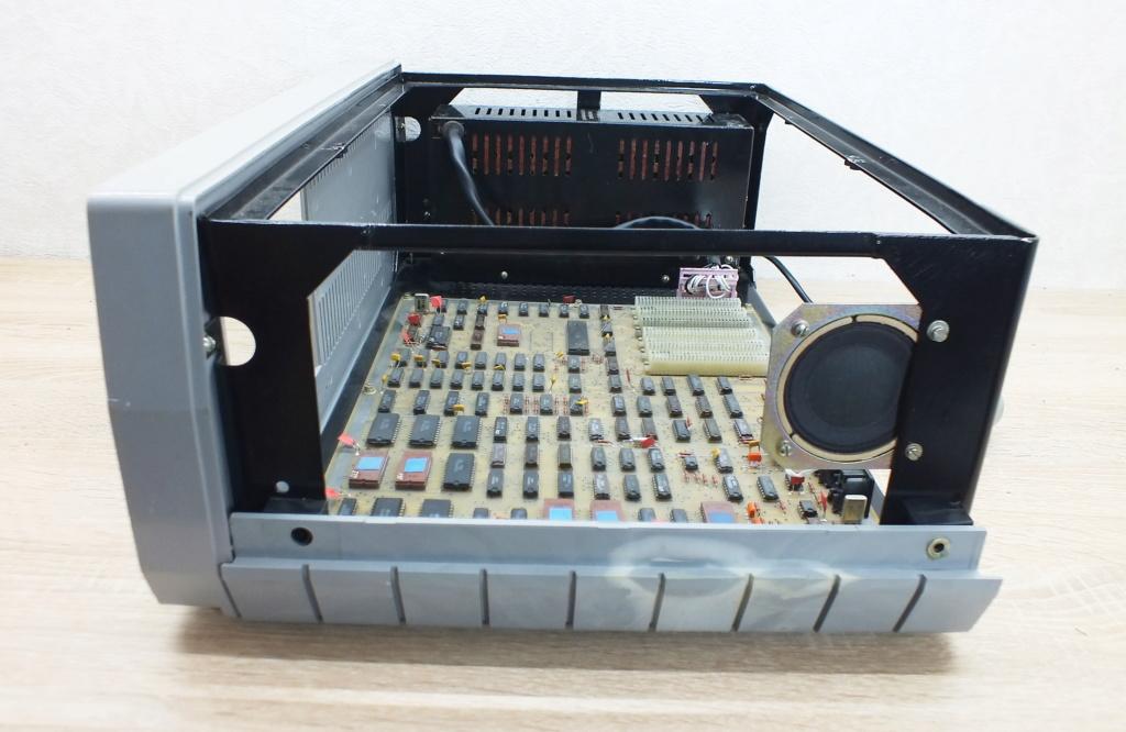 Кратко о компьютере АГАТ 1610