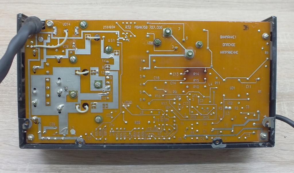 Кратко о компьютере АГАТ 211