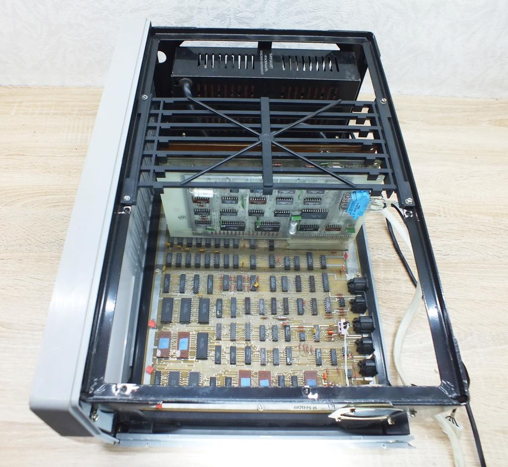 Кратко о компьютере АГАТ 2510