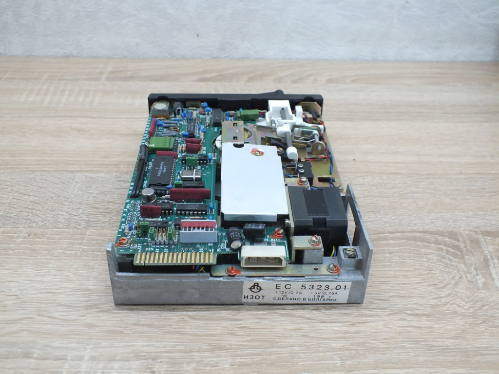 Кратко о компьютере АГАТ 2810