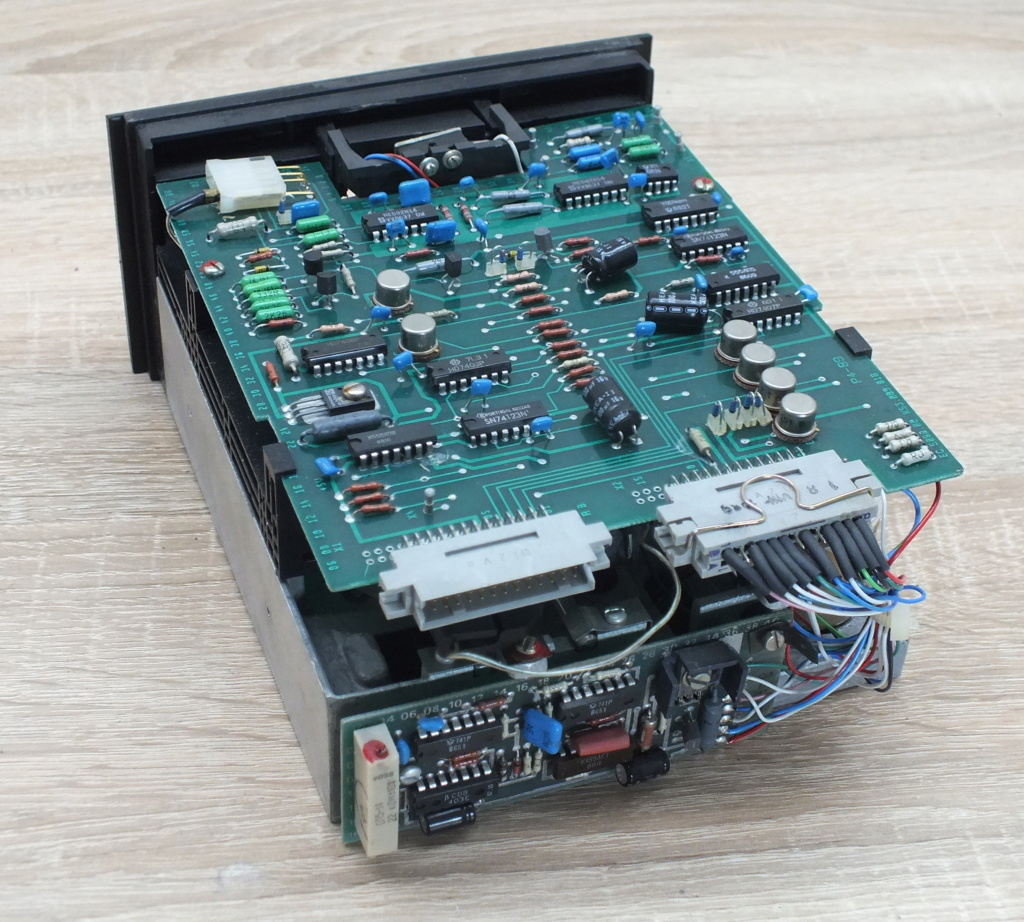 Кратко о компьютере АГАТ 3110