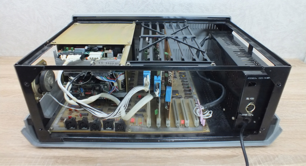 Кратко о компьютере АГАТ 3310