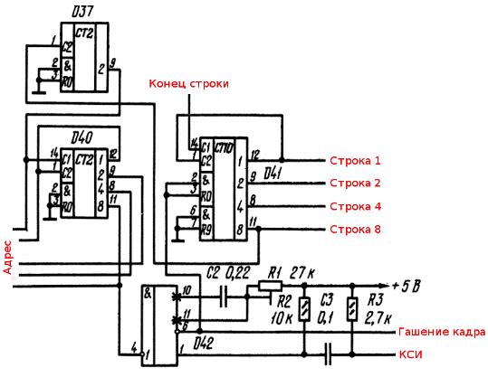 Упрощаем схему Микро-80 и исправляем косяки. И собираем по технологиям 80-х годов. 510