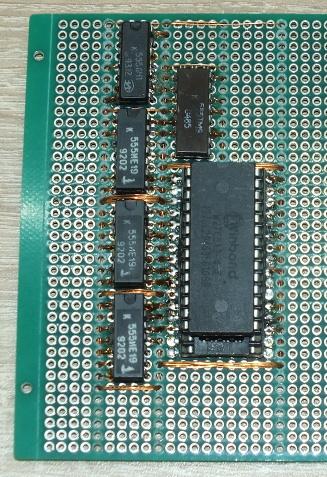 Упрощаем схему Микро-80 и исправляем косяки. И собираем по технологиям 80-х годов. 810