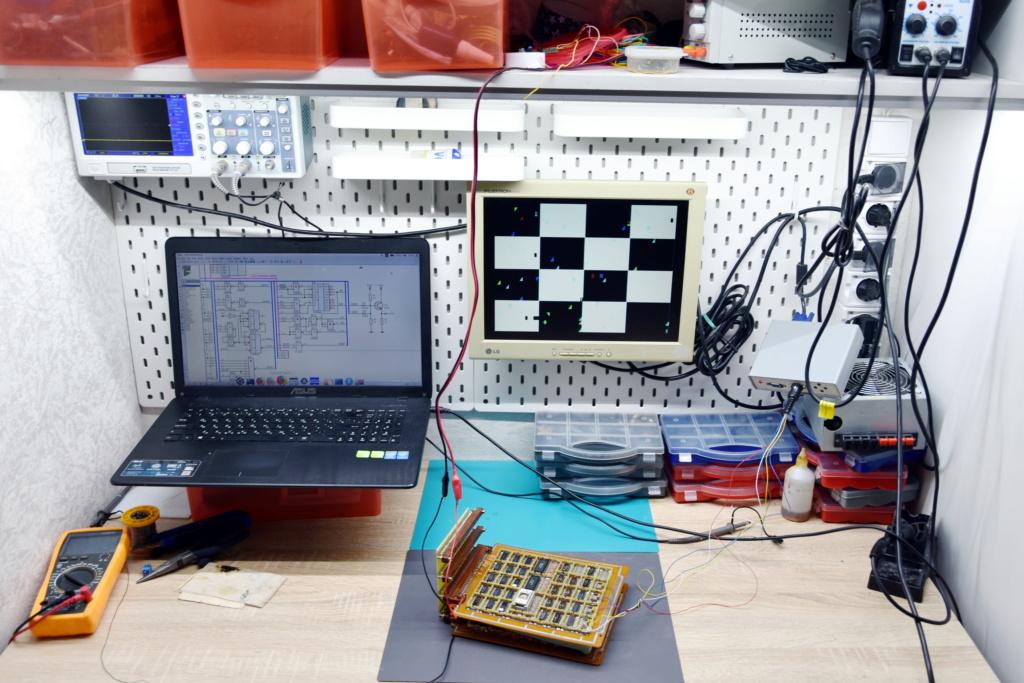 Упрощаем схему Микро-80 и исправляем косяки. И собираем по технологиям 80-х годов. S210