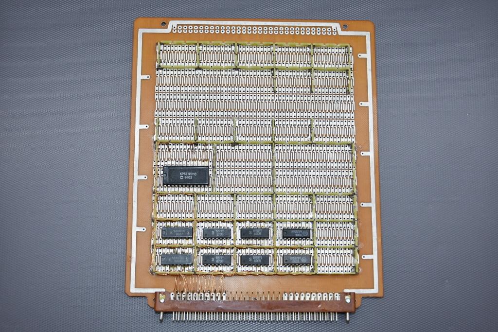 Упрощаем схему Микро-80 и исправляем косяки. И собираем по технологиям 80-х годов. Video10