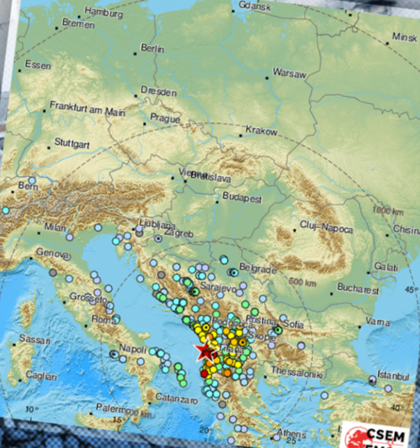 Jak zemljotres pogodio i Grčku - Page 2 20191110
