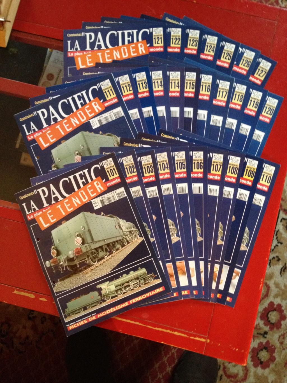 """Pacific 231 au 1/20 par """"e-Vol_u-Tion"""" La_pac21"""