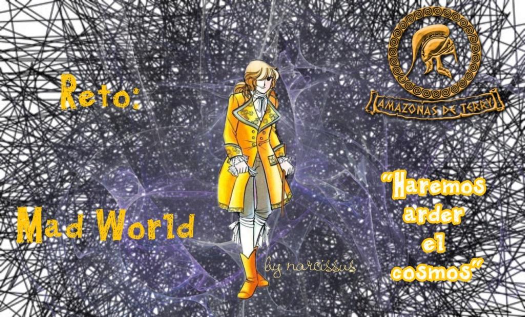 """Amazonas de Terry -CUMPLIENDO RETO """"MAD WORLD"""" - Edición y letras. Picsar56"""