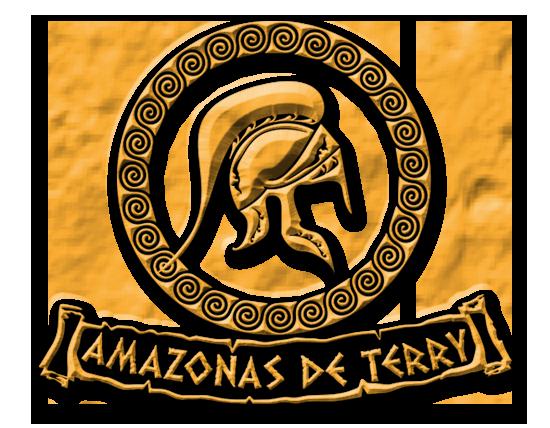"""Amazonas de Terry -CUMPLIENDO RETO """"MAD WORLD"""" - Edición y letras. Sello_10"""