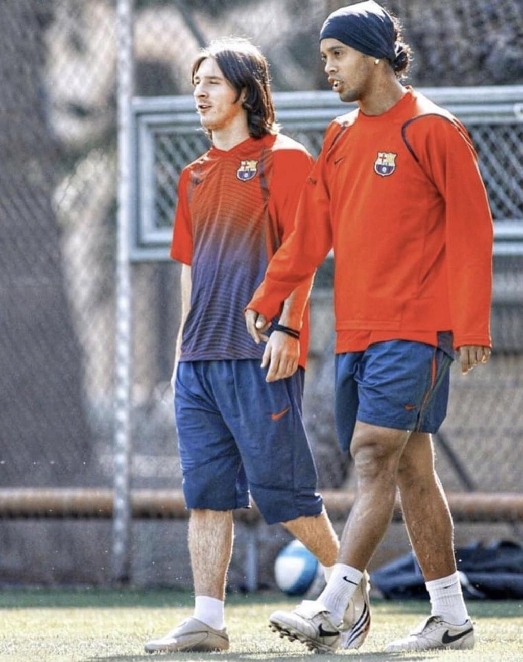 ¿Cuánto mide Ronaldinho? - Altura - Real height Img_2072