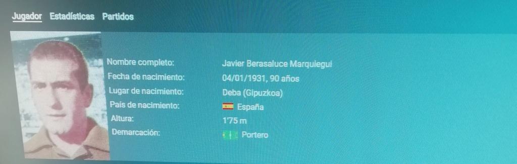 Los porteros más bajos que jugaron en la Liga española (menos de 1,78 metros) - Página 2 Img_2083