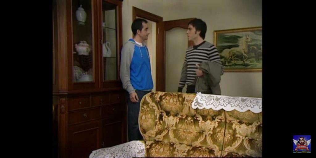 ¿Cuánto mide Ernesto Sevilla? - Altura Scree142