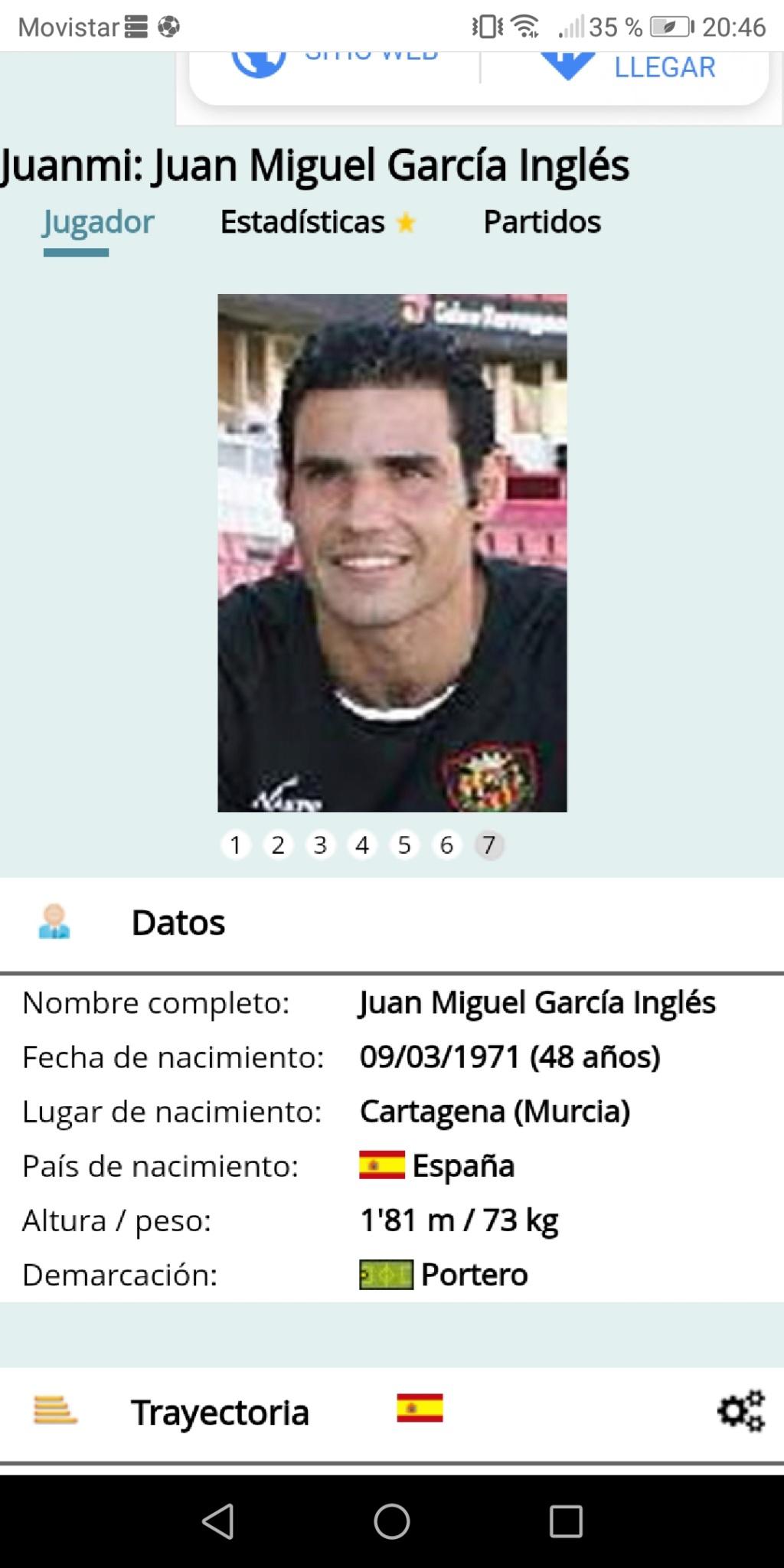 Los porteros más bajos de la historia del futbol -- Shortest goalkeepers in football - Página 3 Screen30