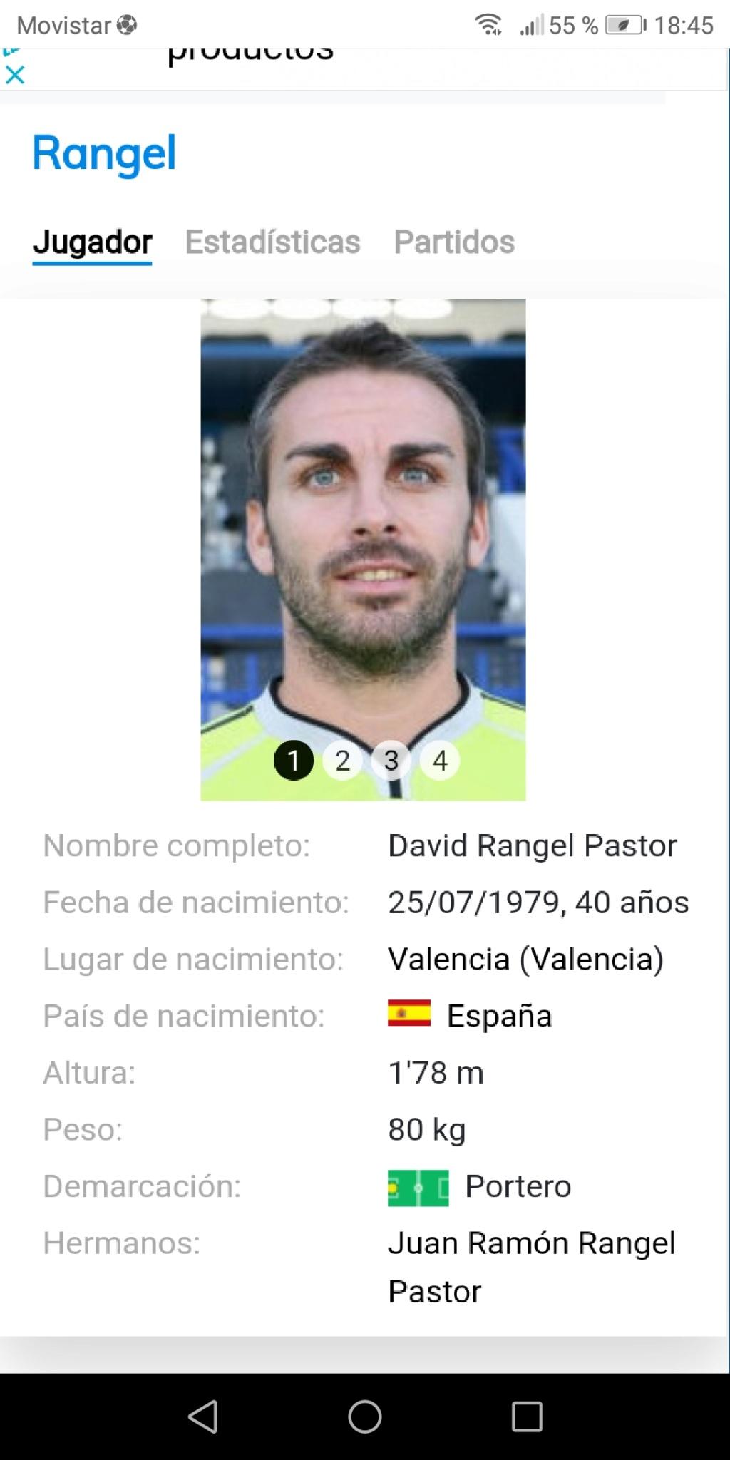 Los porteros más bajos de la historia del futbol -- Shortest goalkeepers in football - Página 9 Screen67