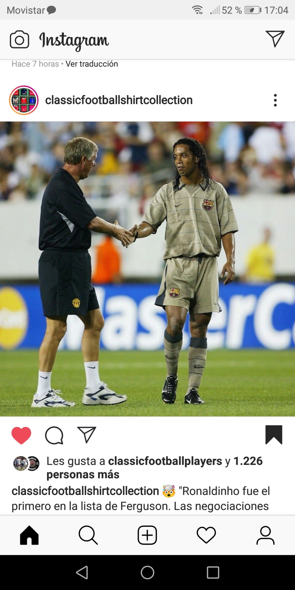 ¿Cuánto mide Ronaldinho? - Altura - Real height Screen89