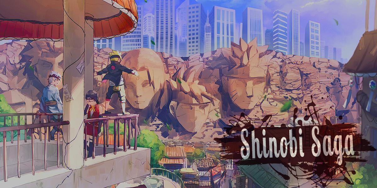 Shinobi Saga