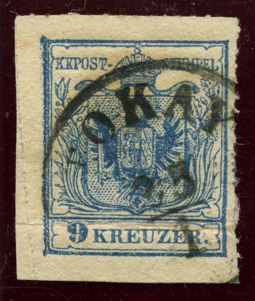 Die erste Österreichische Ausgabe 1850 - Seite 25 Ank5_h13