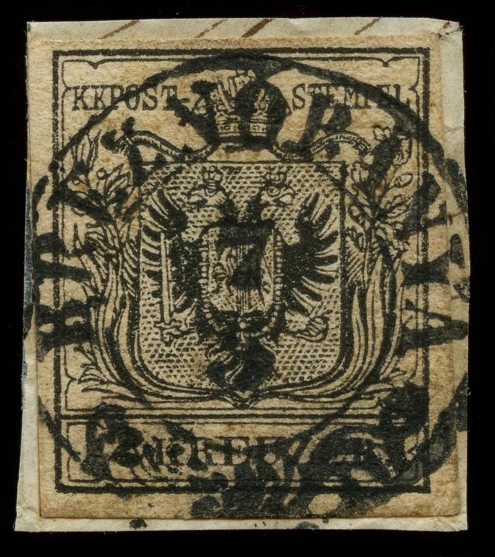 nach - Die erste Österreichische Ausgabe 1850 - Seite 24 Ank_2_11