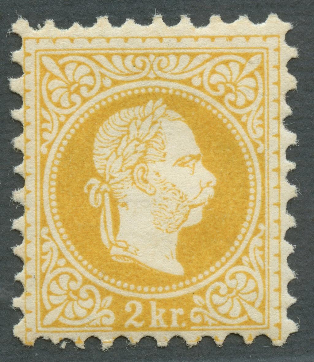 Nachtrag - Freimarken-Ausgabe 1867 : Kopfbildnis Kaiser Franz Joseph I - Seite 22 Ank_3511