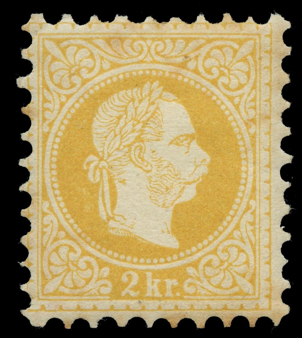 Nachtrag - Freimarken-Ausgabe 1867 : Kopfbildnis Kaiser Franz Joseph I - Seite 23 Ank_3513