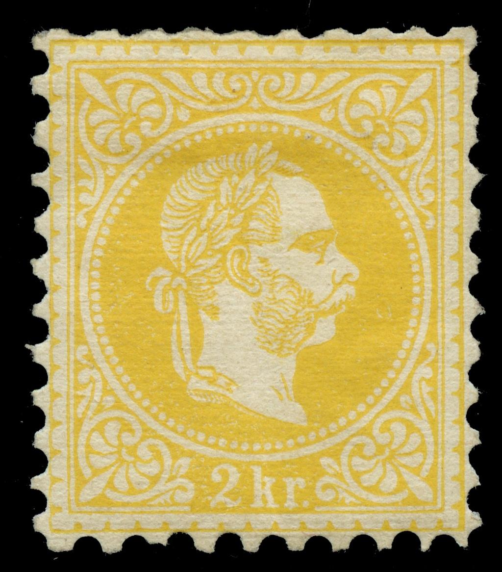 Nachtrag - Freimarken-Ausgabe 1867 : Kopfbildnis Kaiser Franz Joseph I - Seite 23 Ank_3515