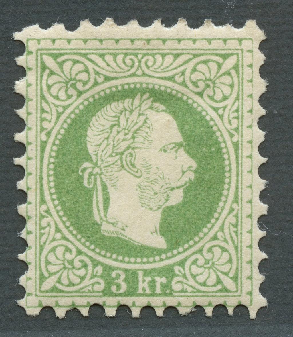 Nachtrag - Freimarken-Ausgabe 1867 : Kopfbildnis Kaiser Franz Joseph I - Seite 22 Ank_3611