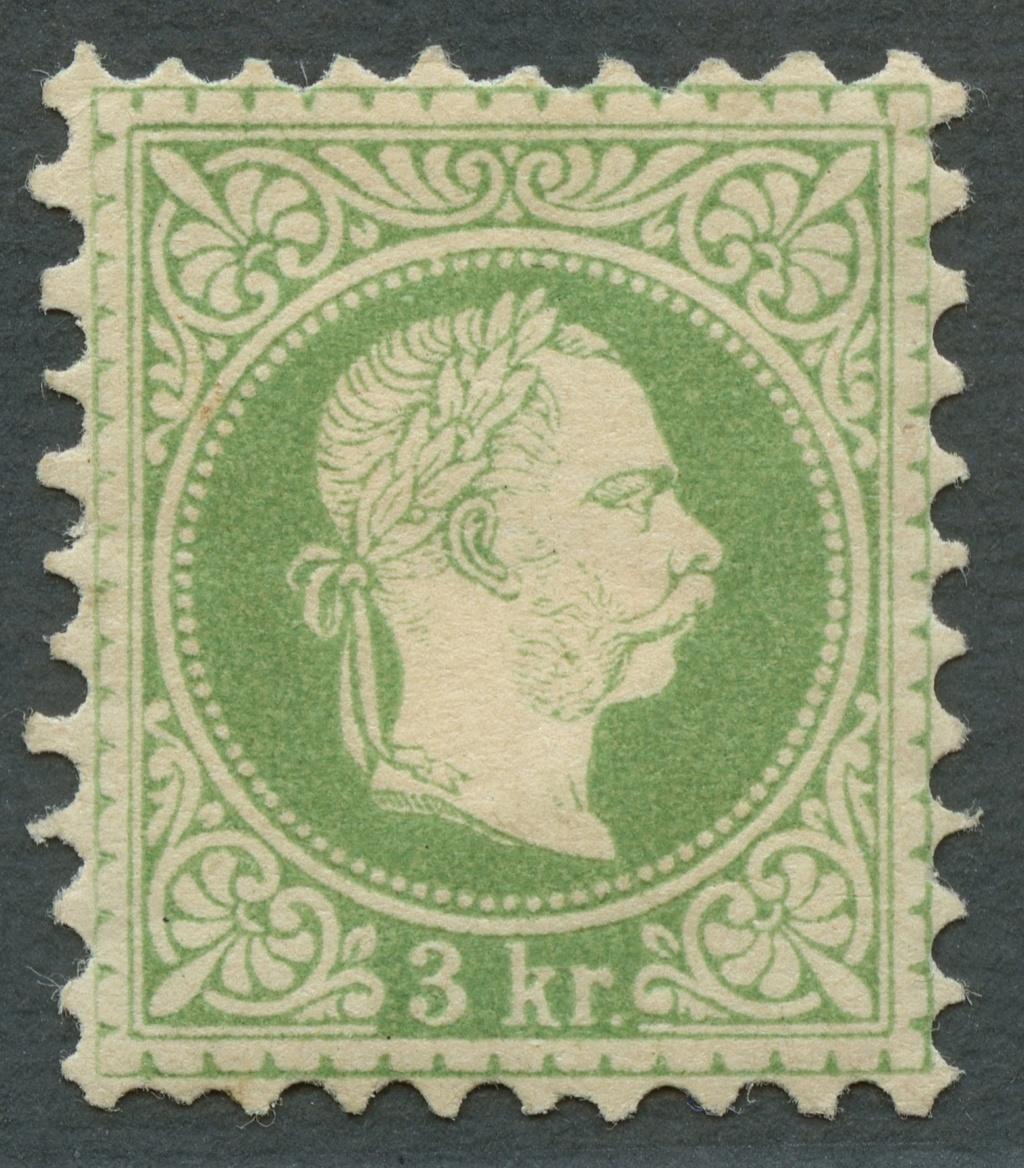 Nachtrag - Freimarken-Ausgabe 1867 : Kopfbildnis Kaiser Franz Joseph I - Seite 22 Ank_3614
