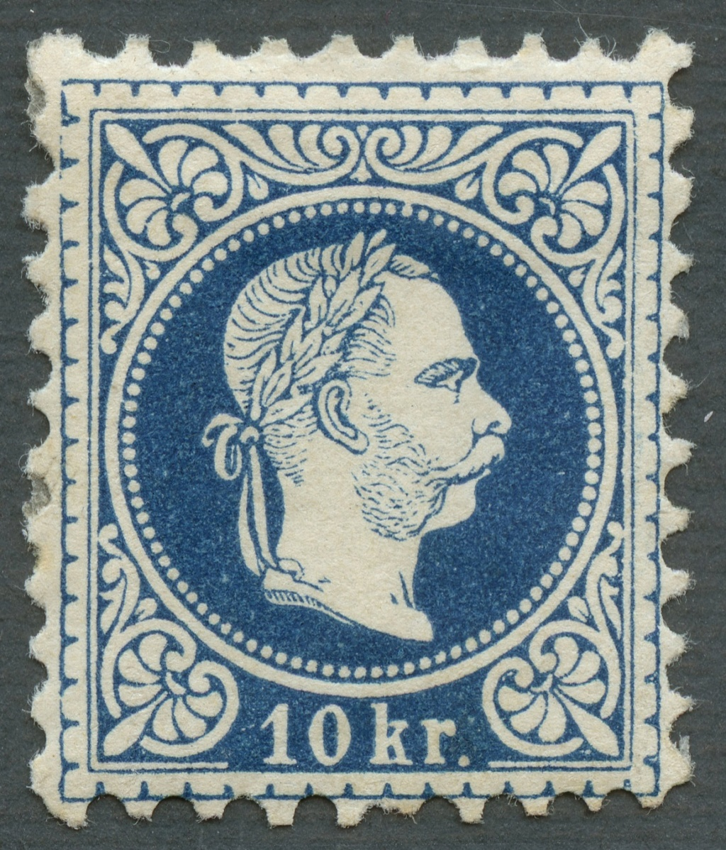 Nachtrag - Freimarken-Ausgabe 1867 : Kopfbildnis Kaiser Franz Joseph I - Seite 22 Ank_3812