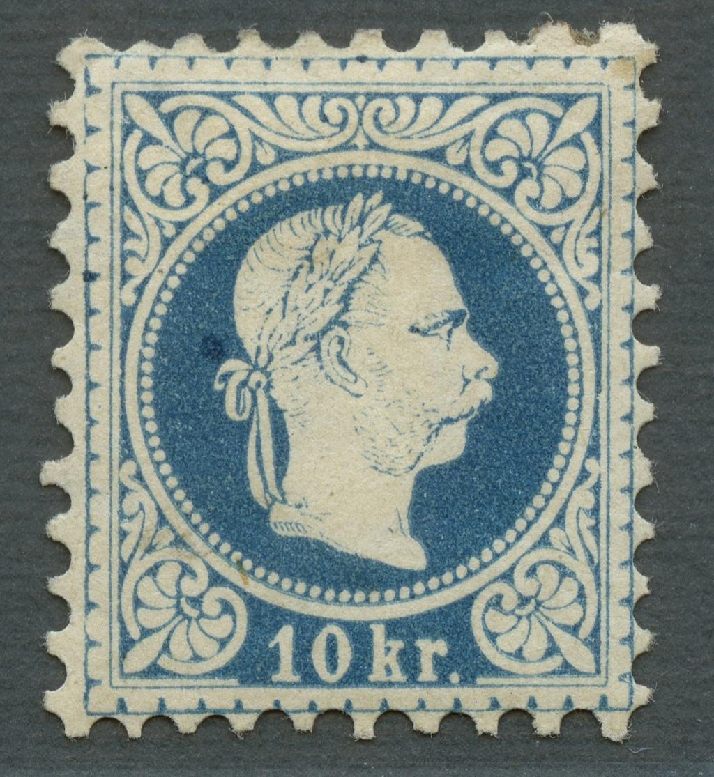 Nachtrag - Freimarken-Ausgabe 1867 : Kopfbildnis Kaiser Franz Joseph I - Seite 22 Ank_3814