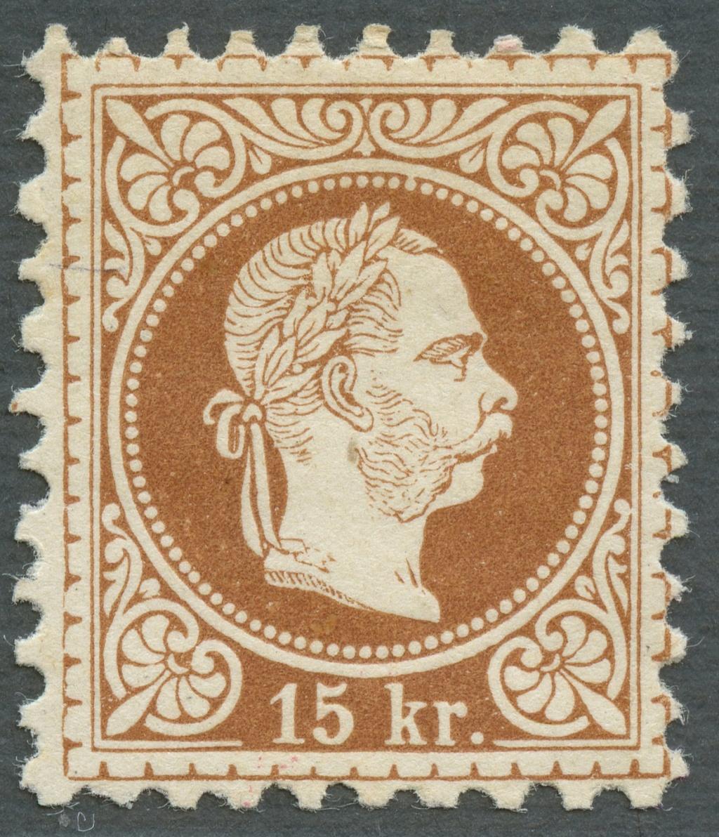 Nachtrag - Freimarken-Ausgabe 1867 : Kopfbildnis Kaiser Franz Joseph I - Seite 22 Ank_3910