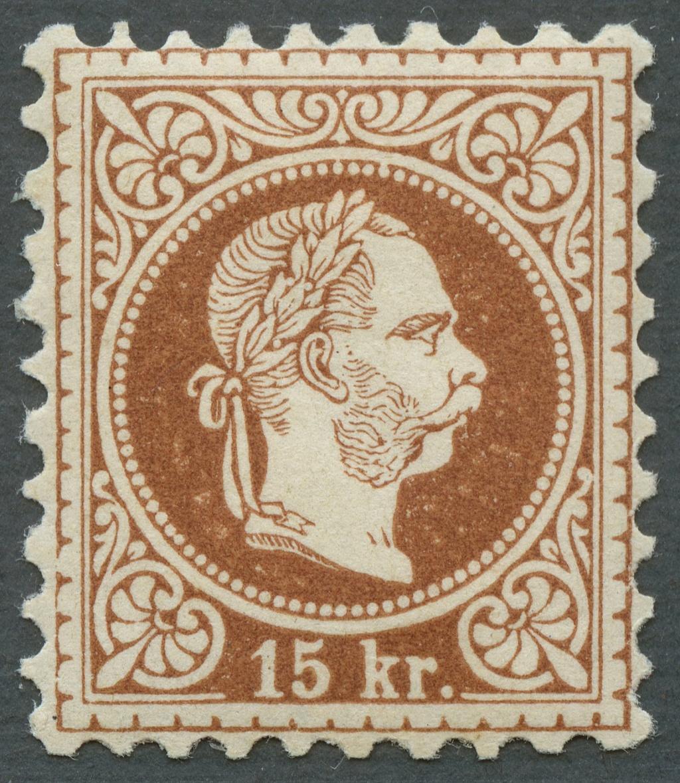 Nachtrag - Freimarken-Ausgabe 1867 : Kopfbildnis Kaiser Franz Joseph I - Seite 22 Ank_3912