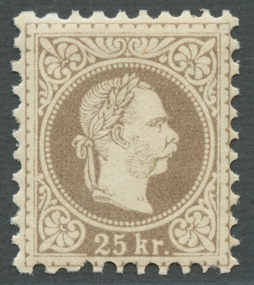 Nachtrag - Freimarken-Ausgabe 1867 : Kopfbildnis Kaiser Franz Joseph I - Seite 22 Ank_4010