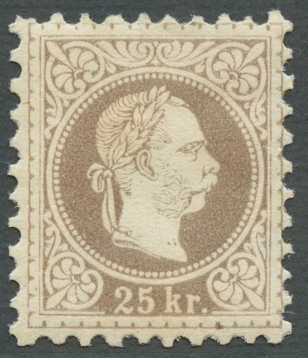 Nachtrag - Freimarken-Ausgabe 1867 : Kopfbildnis Kaiser Franz Joseph I - Seite 22 Ank_4011