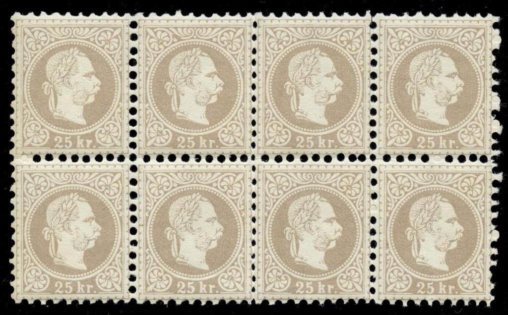 Nachtrag - Freimarken-Ausgabe 1867 : Kopfbildnis Kaiser Franz Joseph I - Seite 23 Ank_4012