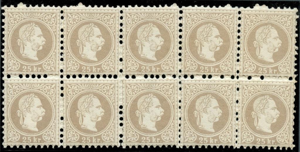 Nachtrag - Freimarken-Ausgabe 1867 : Kopfbildnis Kaiser Franz Joseph I - Seite 23 Ank_4013