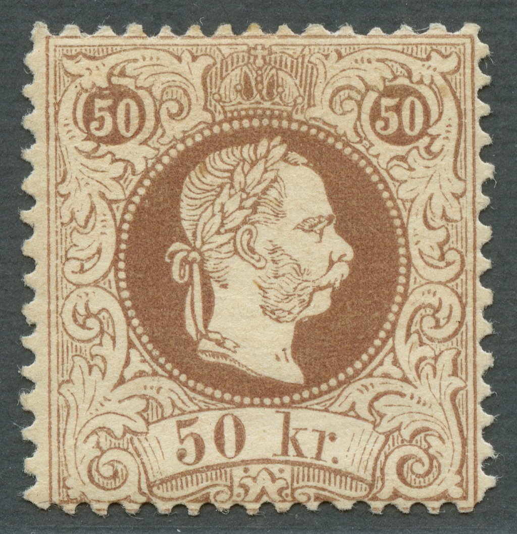 Nachtrag - Freimarken-Ausgabe 1867 : Kopfbildnis Kaiser Franz Joseph I - Seite 22 Ank_4110