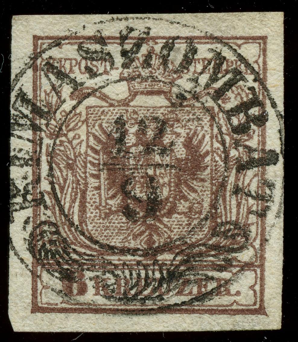 nach - Die erste Österreichische Ausgabe 1850 - Seite 23 Ank_4_10