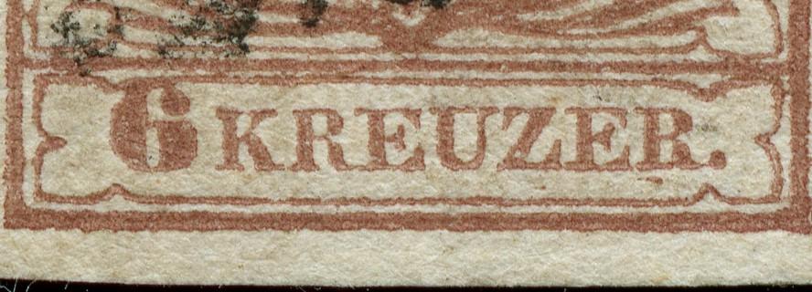 nach - Die erste Österreichische Ausgabe 1850 - Seite 24 Ank_4_14