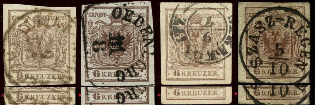 Die erste Österreichische Ausgabe 1850 - Seite 25 Ank_4_17