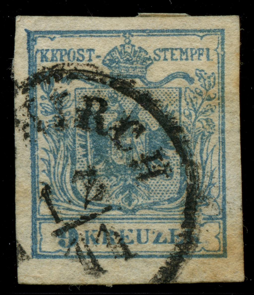 Die erste Österreichische Ausgabe 1850 - Seite 25 Ank_5_11