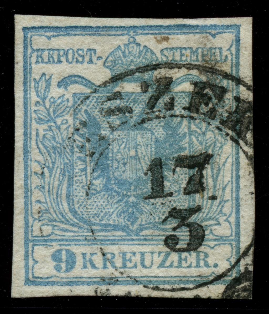 Die erste Österreichische Ausgabe 1850 - Seite 25 Ank_5_15
