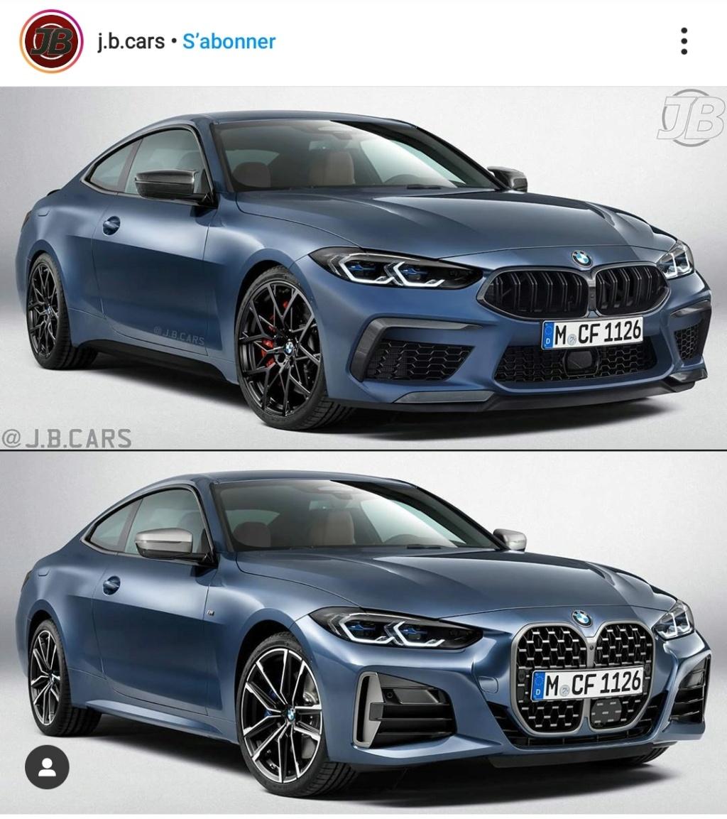 2020 - [BMW] Série 4 Coupé/Cabriolet G23-G22 - Page 12 Screen13