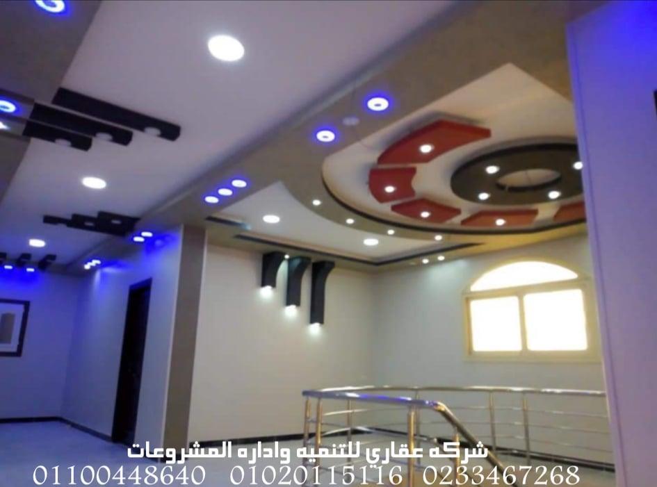 تصميمات فلل (شركه عقاري للتنميه واداره المشروعات)01020115116  Thumbn34