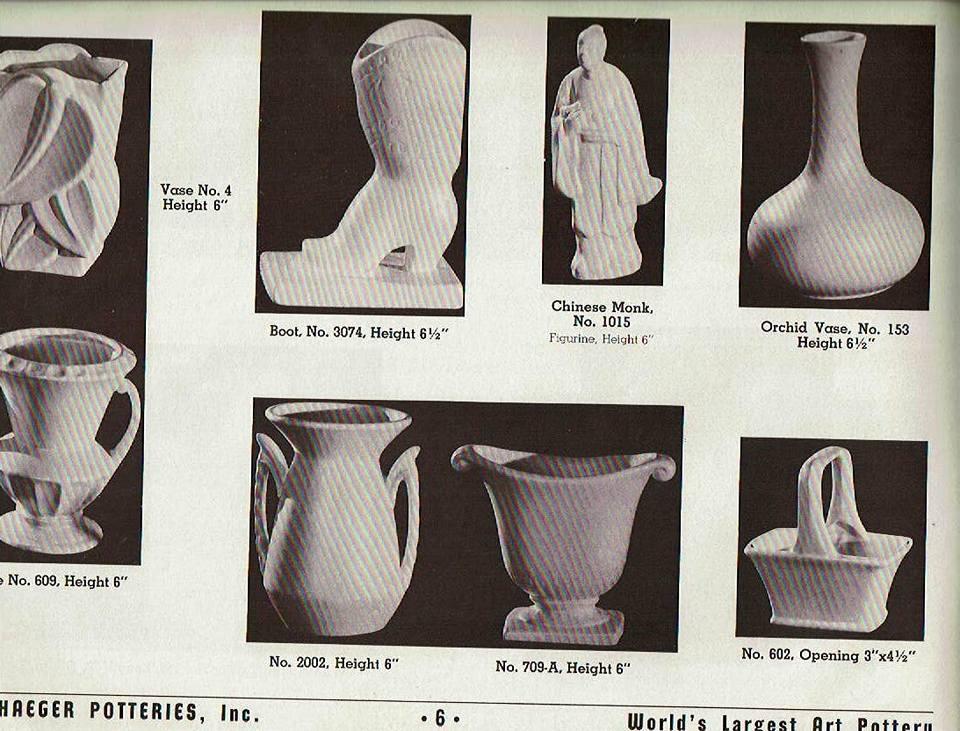 Matte White Small Vase Haeger? Haeger10